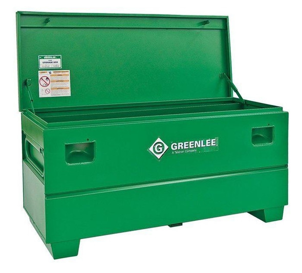Greenlee 2460 Job Box Tool Chest 20 Cubic Foot