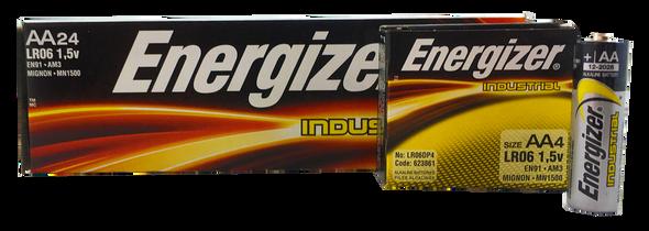 Energizer EN91 AA - Alkaline Industrial Battery