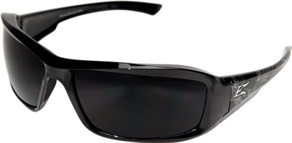 Edge Eyewear TXB416-S Brazeau Designer Polarized Smoked Safety Glasses