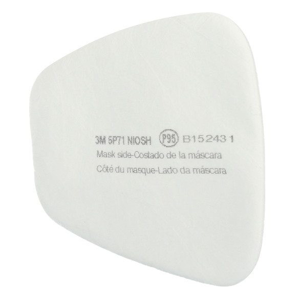 3M Particulate Filter P95 - 10 Pack