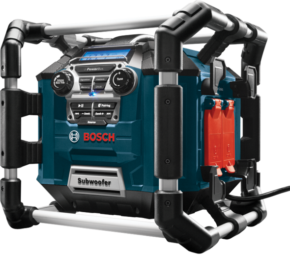 Bosch PB360D-C Deluxe Radio Charger