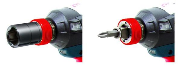 Bosch 18V EC Brushless Socket Ready Impact Kit