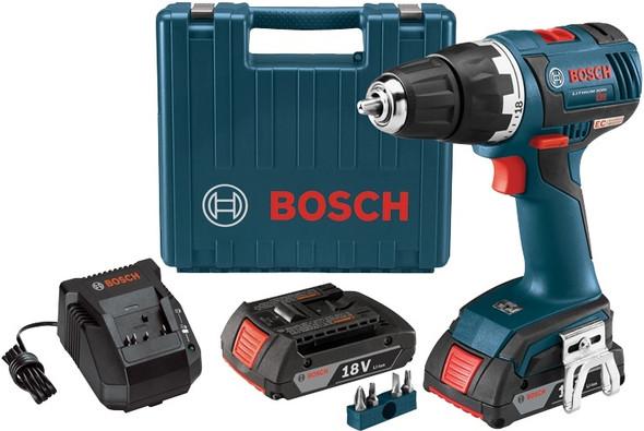 Bosch 18 V 2 Tool EC Brushless Combo Kit