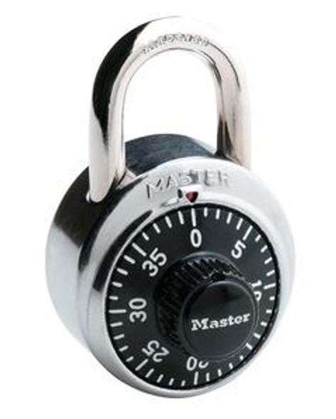 "Master Lock 1500 1 7/8"" General Security Combination Padlock"