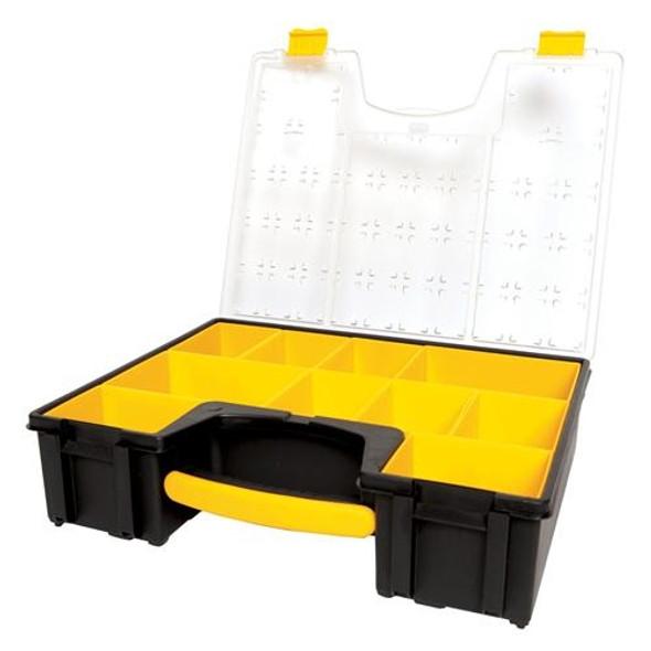 Stanley 014710R 10 Compartment Professional Organizer