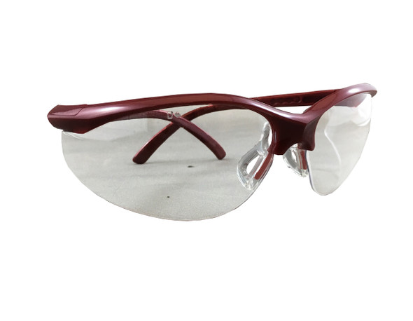 Dynamic EP400BUC Renegade Clear Safety Glasses