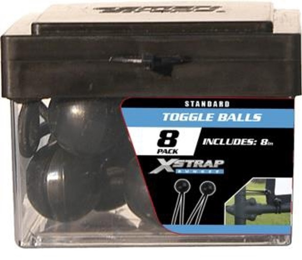 Centrix 78023, X-Strap 8 Piece Bungee Toggle Balls