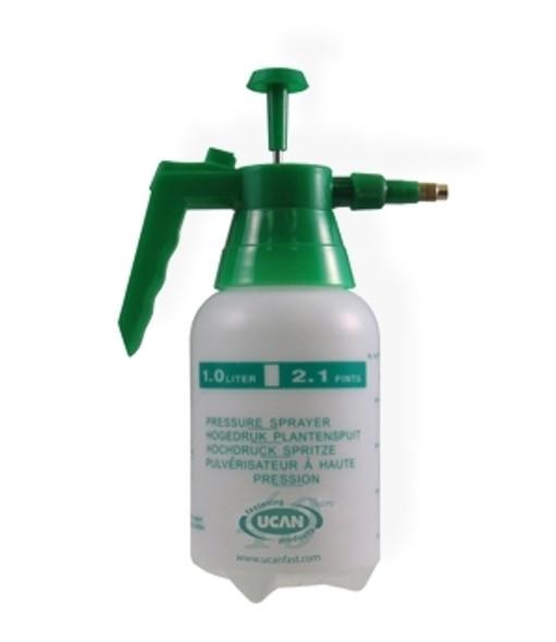 UCAN PWS, 1 Liter Pressure Water Sprayer