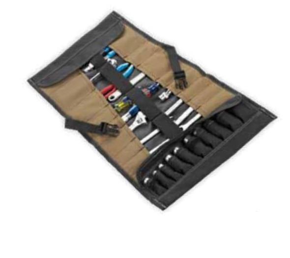 """Kuny's 30 Pocket -  24"""" Roller Tote Bag"""