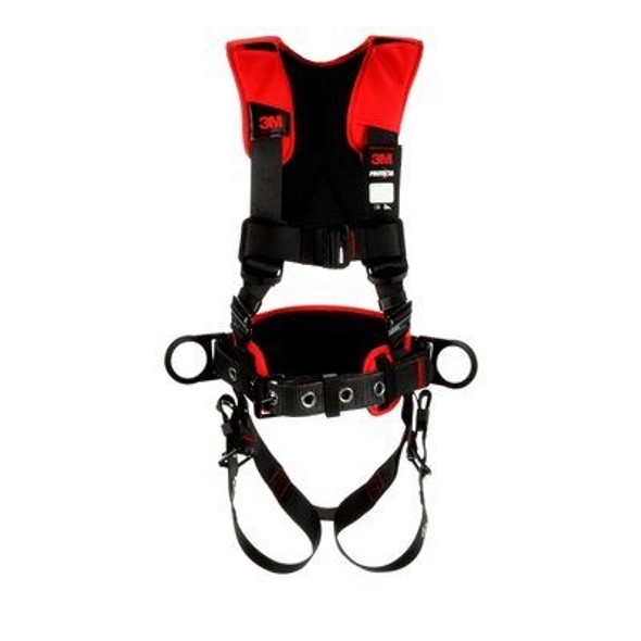 3M Protecta Comfort Construction Style Positioning Harness - Size Med/Large