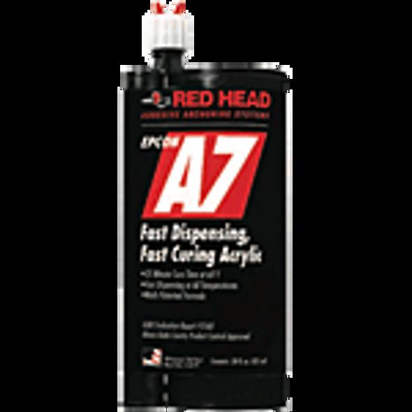 Ramset RedHead A7 -28 Anchoring Adhesive 28 Oz.