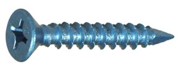 "UCAN SCRU-IT Phillips Flat Head 3/16"" Diameter Concrete Screw"