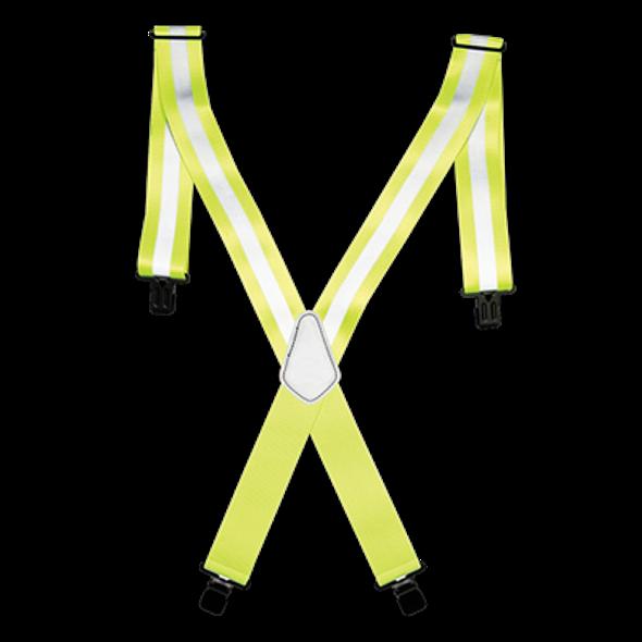 Kuny's 14110 Heavy-Duty Hi-Viz Work Suspenders