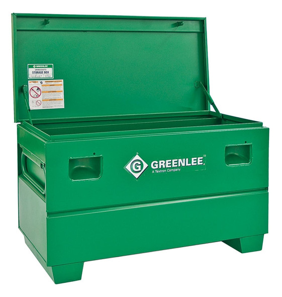 Greenlee 2448 Job Box Tool Chest 16 Cubic Foot