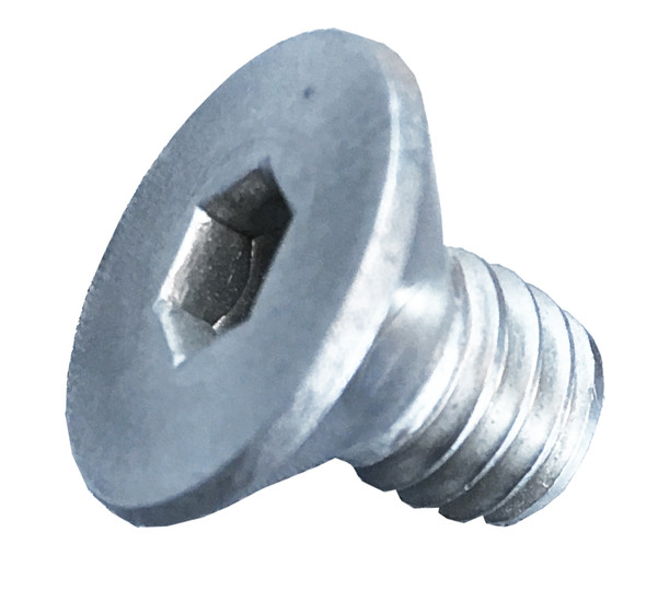 "5/16"" x 1"" Stainless Steel Flat Head Socket Cap Screws"