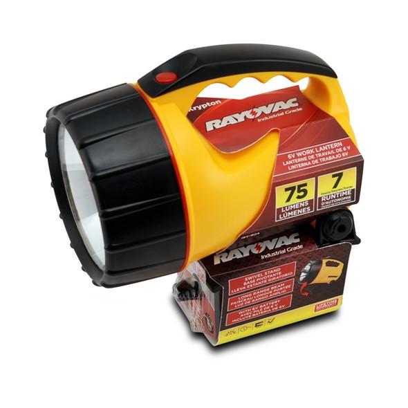 Rayovac I6V-B2A 6 Volt Swivel Lantern
