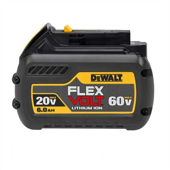 Dewalt 20V/60V MAX FLEXVOLT 6.0AH Battery
