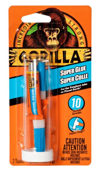 Gorilla Super Glue 3 grams 7900301- 2 Pack