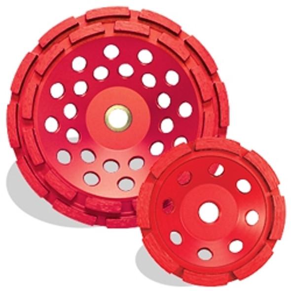 Pearl PV04CDH 4 x 5/8 - 11 P2 Pro-V Concrete & Masonry Cup Wheel