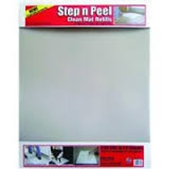 Surface Shields DGRC60 STEP N PEEL TACKY CLEAN MAT Refill