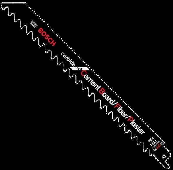 """Bosch RCFP93-2 2 pc. 9"""" Carbide Reciprocating Saw Blade"""