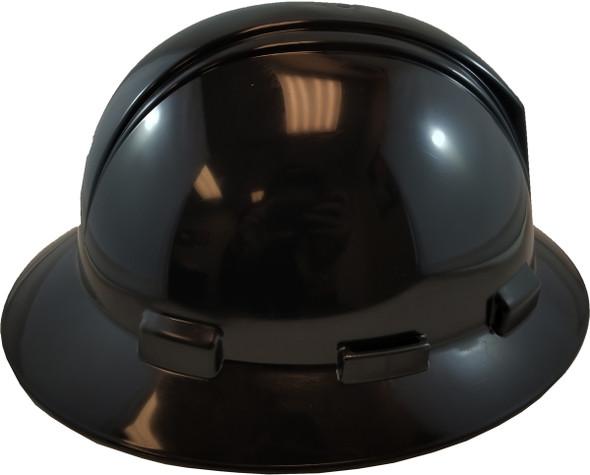 Dynamic Safety HP641R-11 Kilimandjaro Full Brim Hard Hat CSA Type 1, Ratchet - Black
