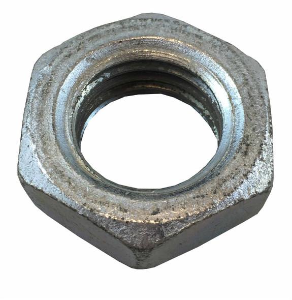 5/16 inch Jam Nut - Coarse - Zinc