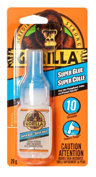 Gorilla Super Glue 20 grams 7805201
