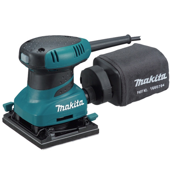 "Makita BO4555K 1/4"" Sheet Sander"