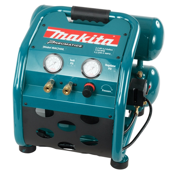 Makita MAC2400 2.5 Horse Power Air Compressor