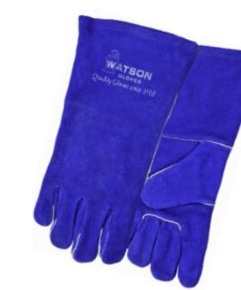 Watson Blue Steel Welder Glove