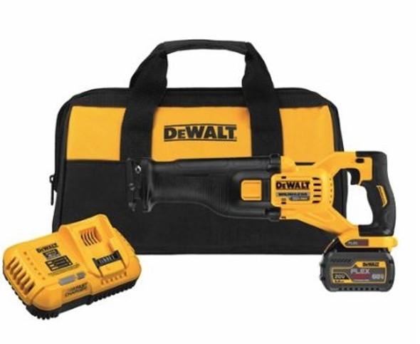 Dewalt DCS388T1 FlexVolt 60V Max Brushless Recip Saw Kit