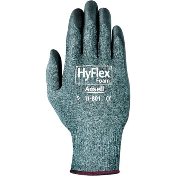 Ansell Hyflex 11-801 Nitrile Work Glove