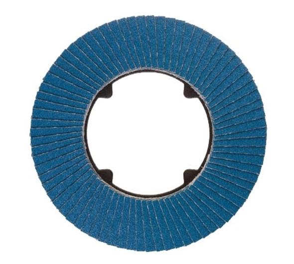 "Klingspor 18639 5"" 40 Grit CMT 726 Abrasive Mop Disc"