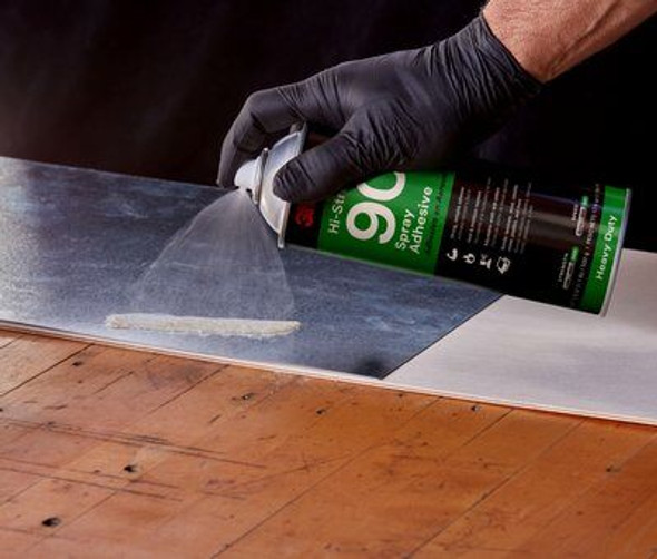 Provides professional, industrial strength for demanding applications Comes with a variable-width web spray pattern
