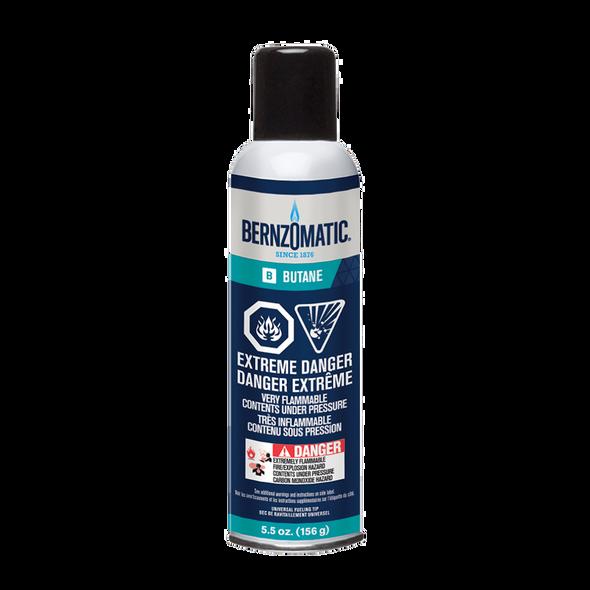 Bernzomatic BF55 5.5 OZ. Butane Cylinder