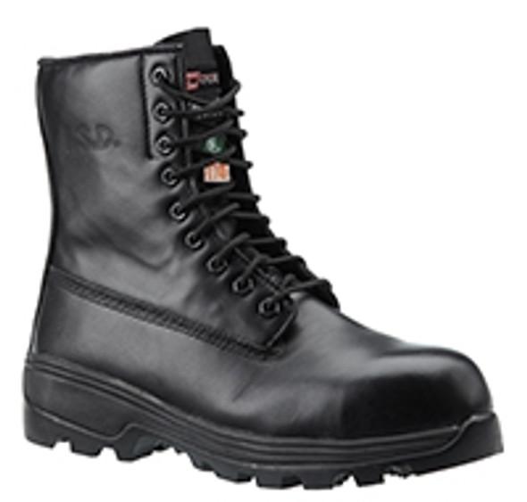 Dynamic Safety SF87011 Jordan Boots Black - Size 12