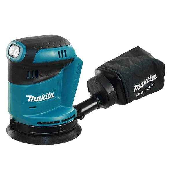 "Makita DBO180Z 5"" Cordless Random Orbit Sander"