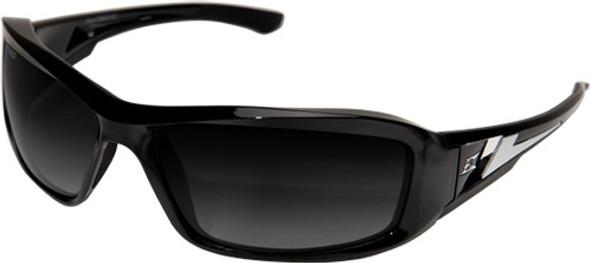 Edge Eyewear TXBG416 Brazeau Polarized Gradient Smoke Safety Glasses