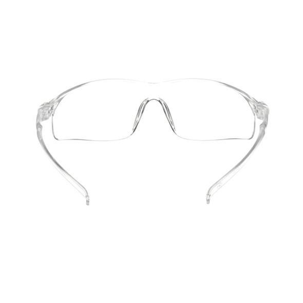 3M 11384-00000-20 Virtua Sport Protective Eyewear, Clear Anti-Fog Lens, Clear Temple