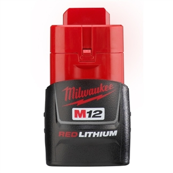 Milwaukee 48-59-2411 M12 Battery and Charger Kit 12 Volt