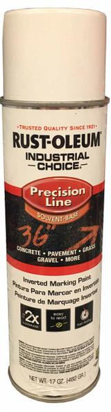 Rust-Oleum 203030 Precision Line White Spray Paint
