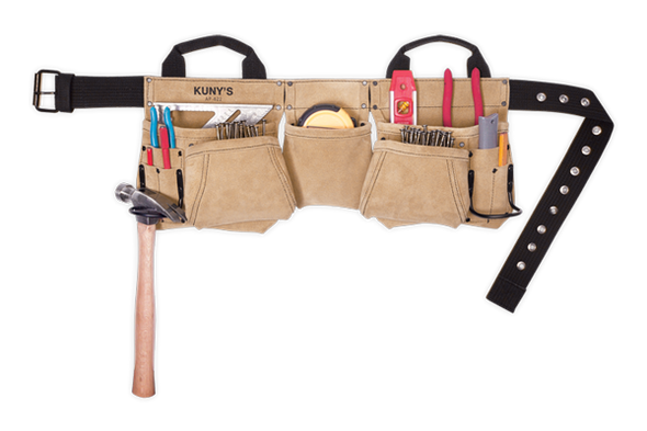 Kuny's AP622A Carpenter Apron