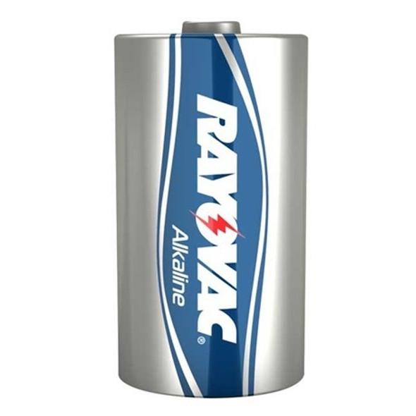Rayovac AL-D Alkaline Battery 6 Pack