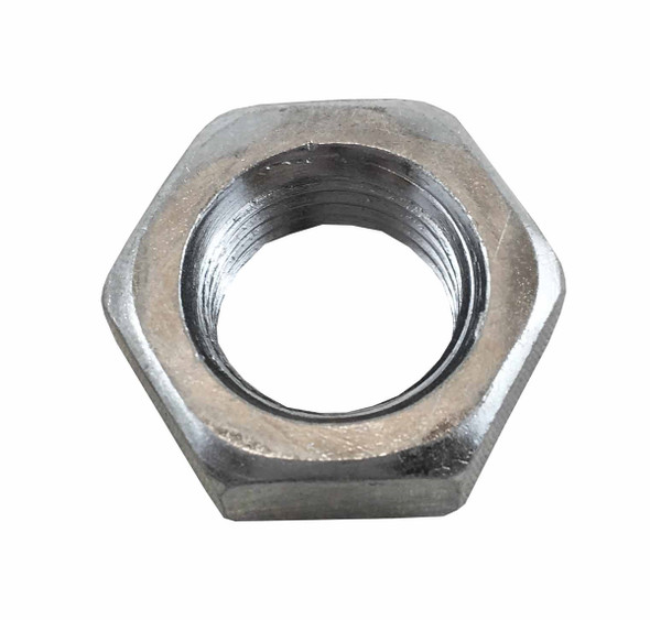 1/2 inch Jam Nut - Fine - Zinc