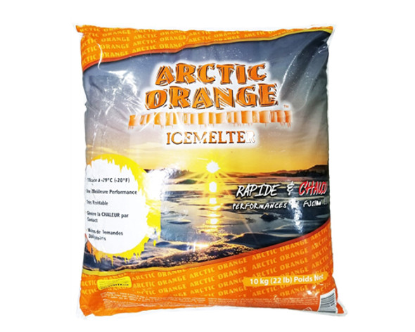 Arctic Orange Ice Melt, 10 kg