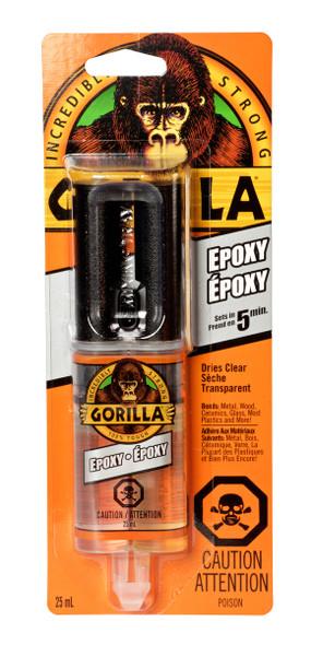 Gorilla 4200602 Epoxy 0.85 ounce