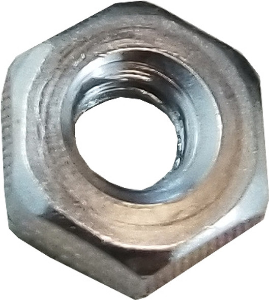 Hex Machine Screw Nut Zinc Plated