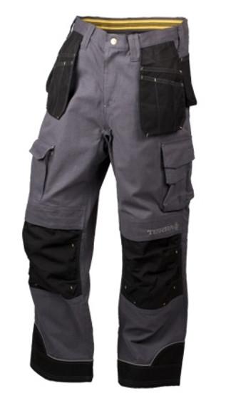 Terra 100101 Brick Workpants Grey Size 34