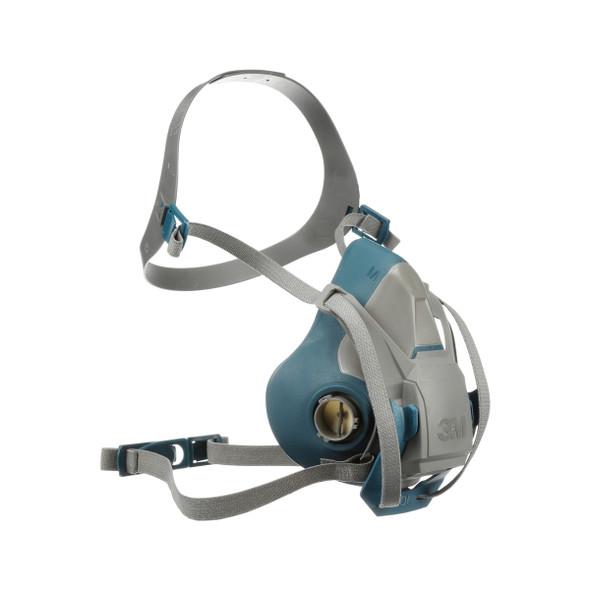 3M Medium Half Mask Respirator Quick Latch